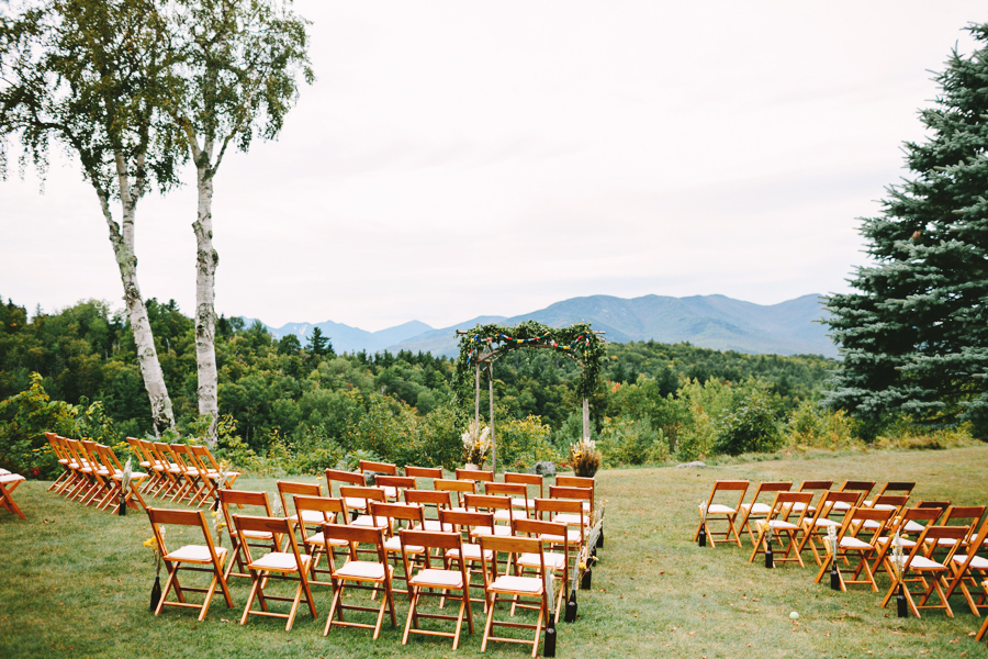 Adirondack Mountain Wedding