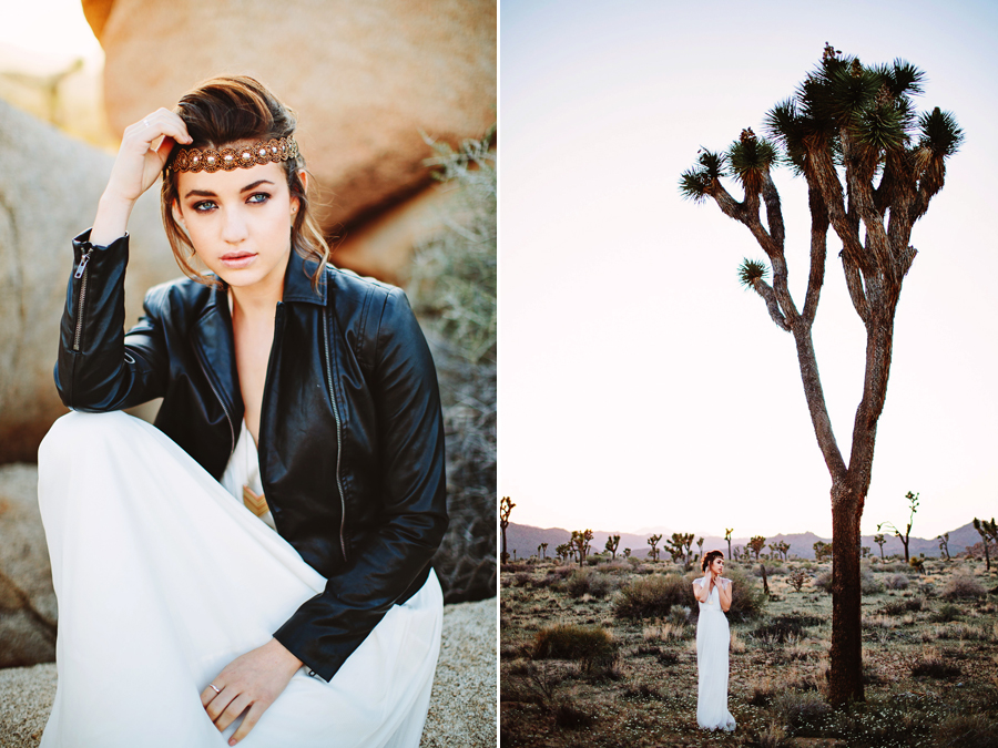 bhldnwedding001 A BHLDN Bride . Joshua Tree Wedding Photography