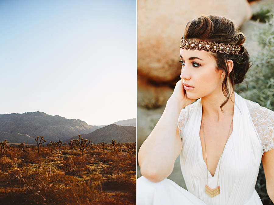 bhldnwedding003 A BHLDN Bride . Joshua Tree Wedding Photography