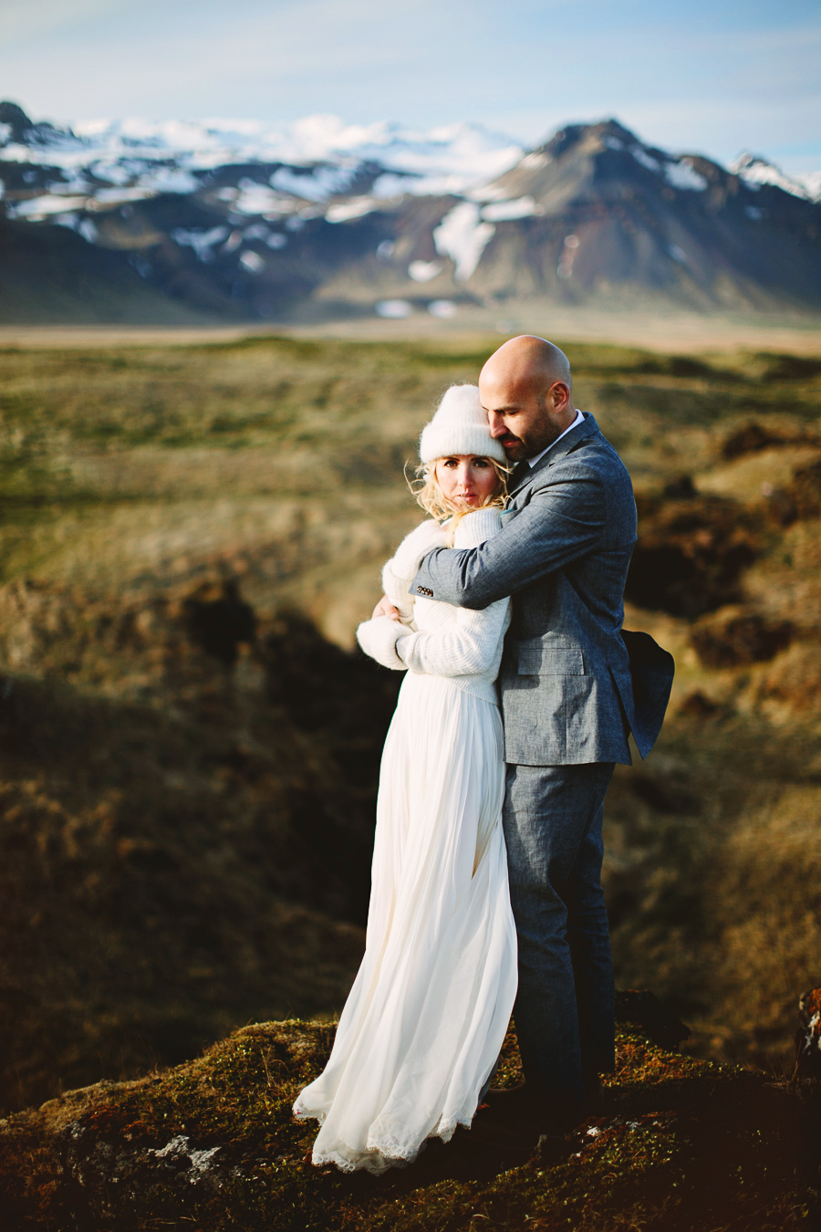Iceland Wedding Photography Kennedy And Kirk Elopement