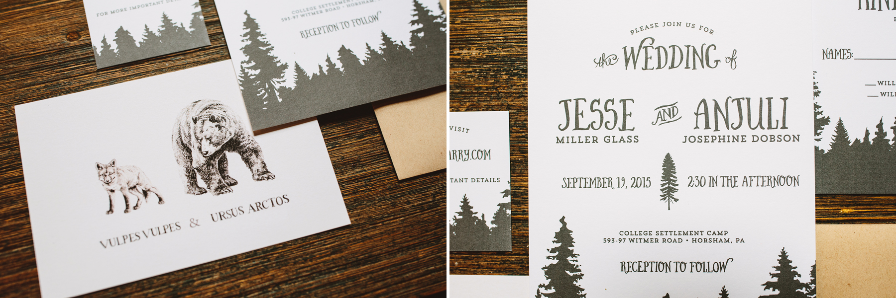 interesting wedding invitations
