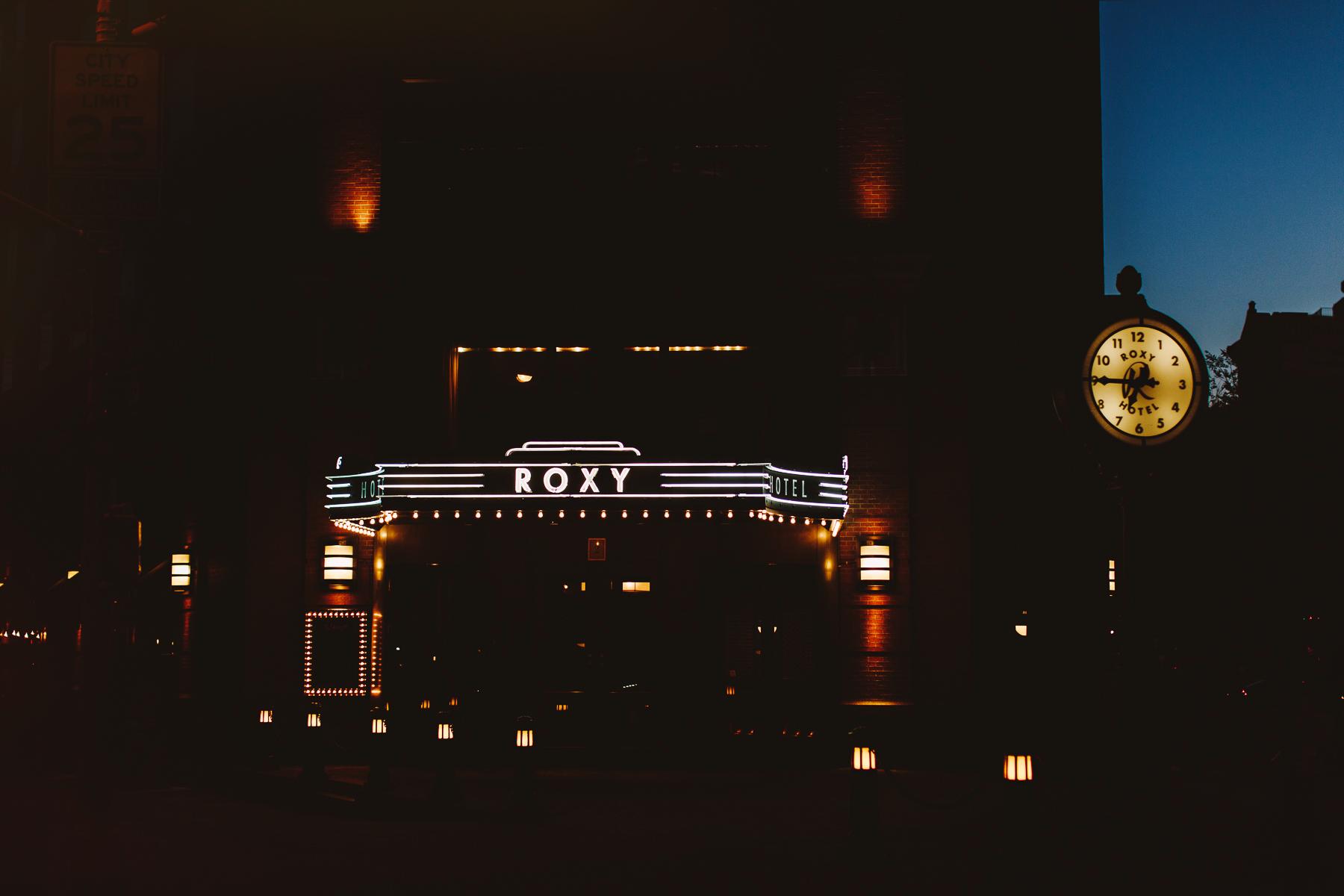 Roxy Hotel NYC