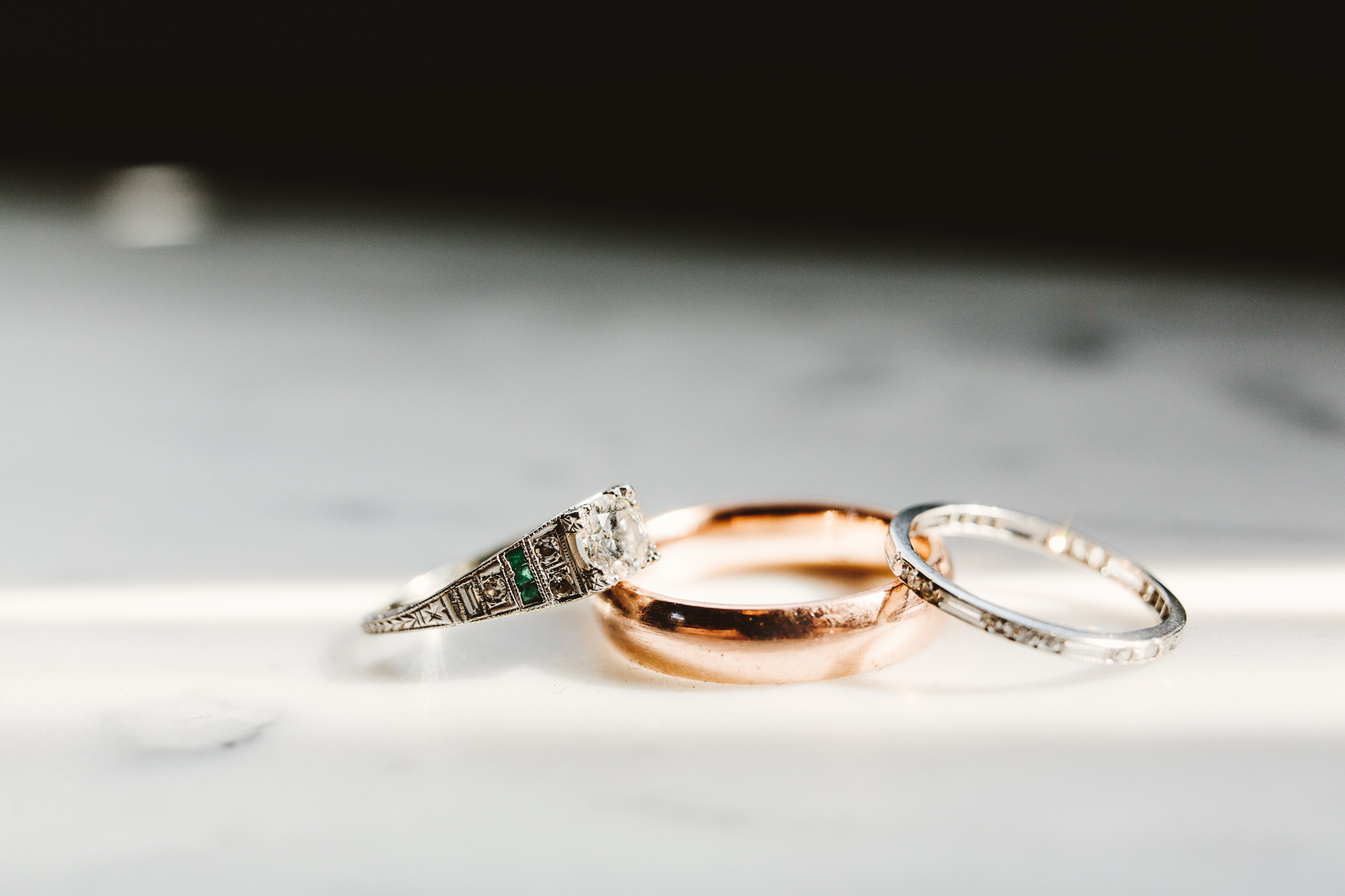 Lovely Wedding Rings Brooklyn