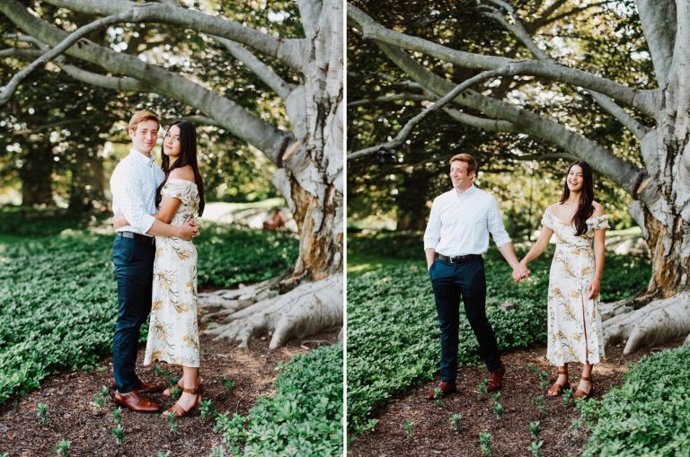 stylish engagement shoot ideas