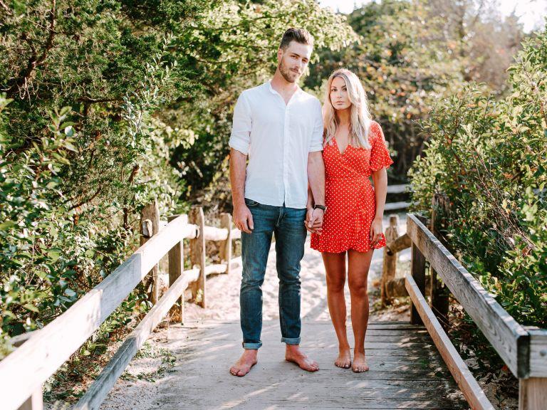 long beach island wedding